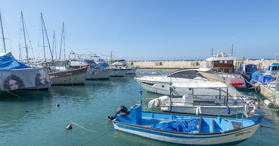 הנמל והמרינה
