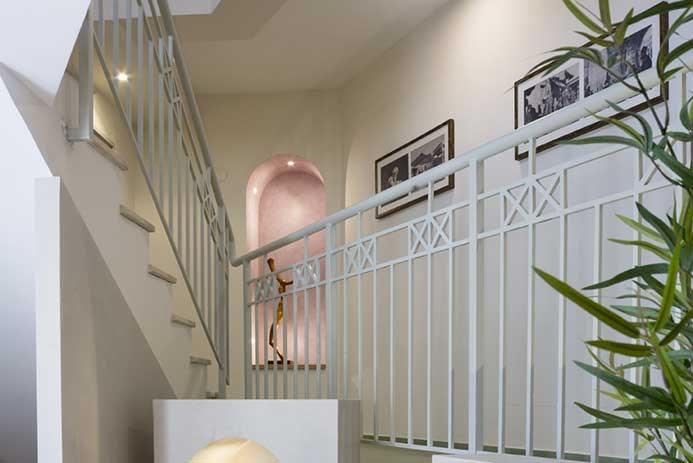 חלל המדרגות